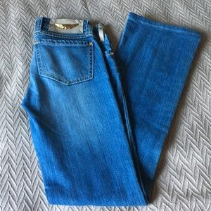 Twisted Heart Bling Jeans Size 26